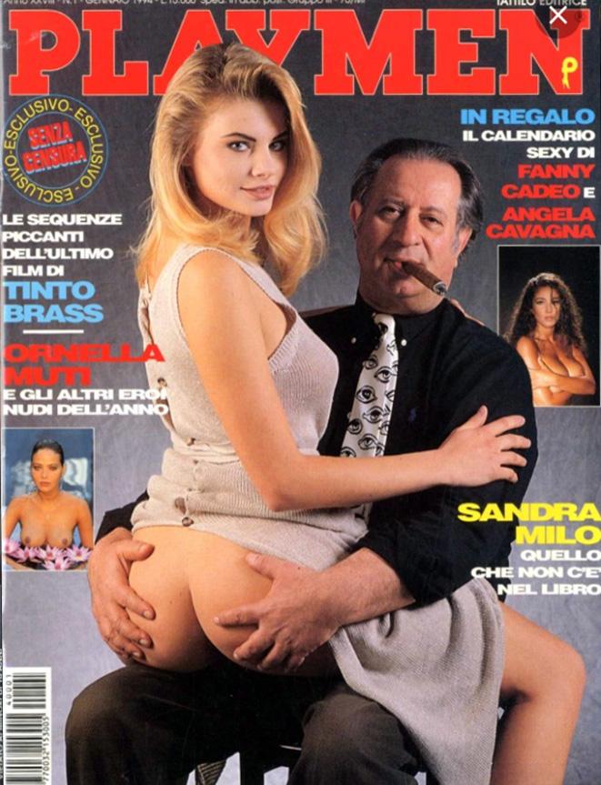 Angela cavagna nuda