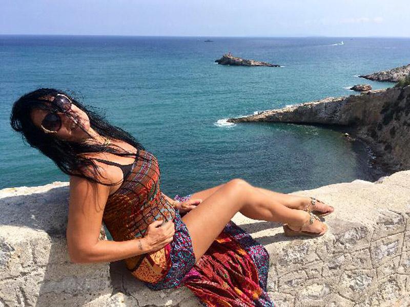 Angela Cavagna donerà il ricavato delle denunce effettuate, all'istituto Giannina Gaslini di Genova